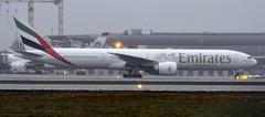 Emirates A6-ECU, OSL ENGM Gardermoen (Inger Bjrndal Foss) Tags: norway emirates boeing 777 osl gardermoen engm a6ecu