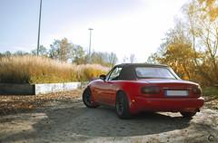 NA6CE (Shelcor) Tags: mazda miata mx5 roadster eunos na6ce topmiata