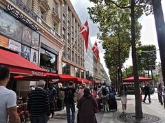 Danish House (moacirdsp) Tags: house paris france de ledefrance arc triomphe des danish av 2014 champslyses ltoile danishhouse