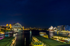 Frames from my Sydney Harbour Timelapse @ Circular Quay (twang2218) Tags: sunset night landscape pentax harbour sydney australia circularquay newsouthwales sydneyharbour sydneyoperahouse sydneyharbourbridge k3