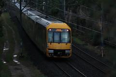 Rhodes Bound (james.sanders2) Tags: electric set train sydney trains double deck waratah meadowbank