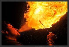 DSC_9055_ED_web (danelawdesigns) Tags: red portrait people orange yellow fire nikon explosion hippy australia western shawn fremantle breathing d300 danelaw