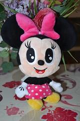 Plush Minnie Cutie (MissLilieDolly) Tags: minnie et mickey disney mouse souris collection plush cutie peluche kawaii cute manga missliliedolly miss lilie dolly aurelmistinguette