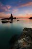 Gata (Fernando Crego) Tags: sunset atardecer mediterraneo andalucia shore coastline almeria cabodegata orilla arrecifedelassirenas lassirenas