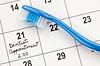 Dental Hygiene Appointment (thuyquancorn1014) Tags: horizontal photography calendar time nobody toothbrush dentist appointment routine dentalhygiene colorimage personalorganizer dentalequipment dentalcheckup medicalappointment healthcareandmedicine