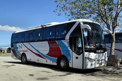 Partas 82878 (III-cocoy22-III) Tags: bus station philippines sur ilocos candon partas 82878