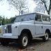 1961 Land Rover Series II 88 1/4 Metal Top