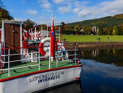 Lomond Queen on Loch Lomond (Allen Images) Tags: scotland lochlomond uk2012