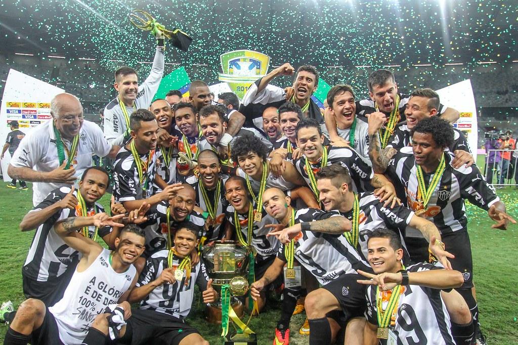 COPA DO BRASIL 2014: FINAL - CRUZEIRO X ATLÉTICO-MG