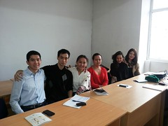"Kazakh National University, Almaty <a style=""margin-left:10px; font-size:0.8em;"" href=""https://www.flickr.com/photos/89847229@N08/15913716762/"" target=""_blank"">@flickr</a>"