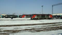 Approaching Obihiro, Hokkaido (David McKelvey) Tags: winter japan hokkaido sony railway jr 2010 obihiro supertokachi dsct700