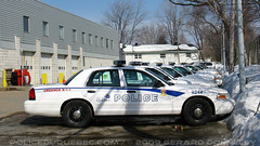 Service de police de la Ville de Québec (SPVQ) (POLICEDUQUEBEC.COM) Tags: ford quebec interceptor 8244 spvq
