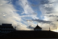Morning Clouds in Seville, Spain (JVLam2012) Tags: sony spain travel a57 seville