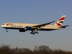G-YMMH Boeing 777-236/ER (MTV Aviation Photography) Tags: heathrow ba boeing britishairways lhr londonheathrow egll gymmh 777236er boeing777236er