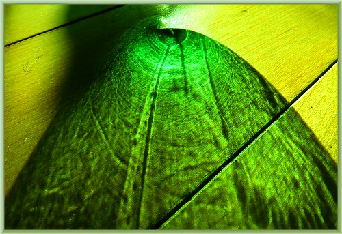 THE LONG GREEN SHADOW OF HIERONYMUS BOSCH