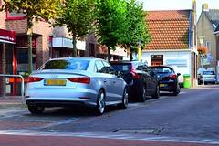 Audi A3 Limousine (RamonRS6) Tags: sunset sedan de gray a3 audi rims s3 limousine amstel aan 2014 ouderkerk