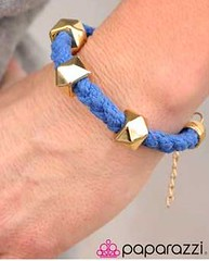 Glimpse of Malibu Blue Bracelet K2 P9511-3