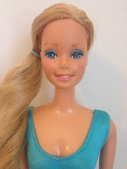 1983 Great Shape Barbie Doll #7025 (The Barbie Room) Tags: doll forsale great barbie gymnast 80s 1983 shape workout gym 1980s 7025