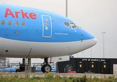 PH-TFA (JFH-Photo) Tags: amsterdam plane airplane aircraft ferdinand boeing airways airlines flugzeug schiphol 737 airfield vliegtuig fransen arke amseham phtfa cn35100