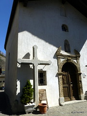 Branson VS:Chapelle du 18e sicle (HITSCHKO) Tags: schweiz switzerland suisse vs svizzera branson wallis valais fully martigny svizra lesfollatres