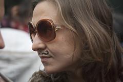 Girl (SamueleGhilardi) Tags: milan expo milano january 17 lombardia presidio demostration gennaio homophobia manifestazione 2015 regione omofobia sentinelli