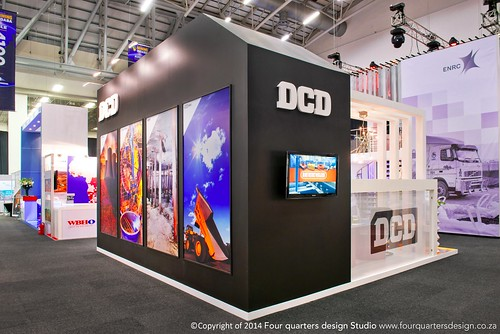 EXHIBITION STAND DESIGN MINING INDABA CAPE TOWN