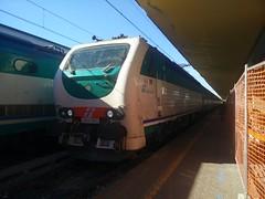 E403.001 ICN 35396 a Torino Porta Nuova (simone.dibiase) Tags: e403 intercity notte inter city torino porta nuova lingotto susa ferrovie dellos stato italiane trenitalia 001 icn 35396 train treno 2016