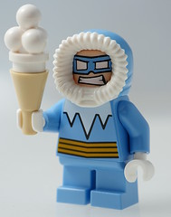 Captain Cold (aktuaroslo) Tags: lego minifigure 76063 mightymicros