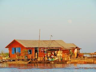 lac tonle sap - cambodge 2007 40