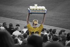 Vendor (atdelisle) Tags: blackandwhite sports monochrome boston baseball redsox fenway ballpark selectivecolor