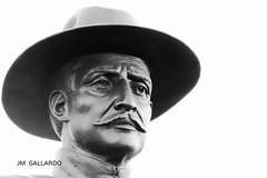 Felipe Angeles - Zacatecas (Polycarpio) Tags: mexico escultura zacatecas estatua revolucin hroe bufa labufa felipeangeles
