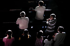 in the Mass - 02 (-clicking-) Tags: night catholic nightshot faith prayer religion pray praying streetphotography streetlife vietnam nightlight mass lowkey lowkeylighting
