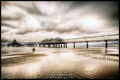 Seebrcke Heringsdorf - Usedom (Krueger_Martin) Tags: bridge sea sky water architecture clouds reflections reflex meer wasser himmel wolken wideangle balticsea architektur 24mm brcke ostsee spiegelung hdr usedom langzeitbelichtung seebrcke weitwinkel heringsdorf photomatix festbrennweite graufilter primelense nd10 seebrckeheringsdorf canoneos5dmarkii canonef24mmf14lii canoneos5dmark2