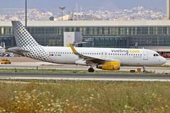EC-MDZ Airbus A.320-232SL Vueling AGP 12-04-16 (PlanecrazyUK) Tags: costadelsol malaga agp vueling lemg 120416 airbusa320232sl ecmdz malagacostadelsolairport