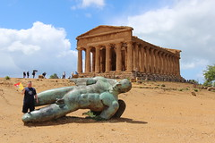 Me at the Valley of Temples (ec1jack) Tags: trip italy holiday penis greek march spring europe mediterranean roman may april sicily agrigento valleyoftemples 2016 kierankelly ec1jack canoneos600d