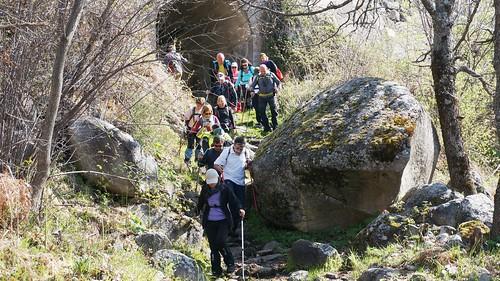Senda De Los Monjes, Cañón De Cárdena, Plano Inclinado en Zamora Fotografía Tomás Sanz