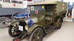 1916 Willys Overlander Model 75 Ambulance World War 1 (Five Starr Photos ( Aussiefordadverts)) Tags: worldwari 1916willysoverlandermodel75ambulance willysoverlandermodel75ambulance willysoverlanderambulance