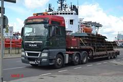 MAN TGX 'John Dickinson' reg SF63 HFH (erfmike51) Tags: lorry artic johndickinson mantgx