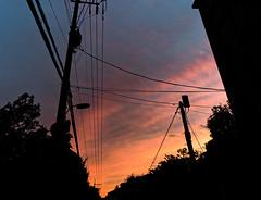 20160624 (minkulee) Tags: city sunset sky cloud clouds evening twilight dusk
