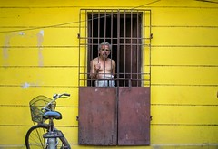 CONFINED! (pr.vinay) Tags: india colors yellow photography nikon flickr colours photowalk framing nikkor chennai heritagewalk confined lightroom cwc hom mylapore d5200 nammachennai chennaiweekendclickers snapseed framess houseomylapore