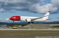 LN-LNF (4) (Christoffer Andersen) Tags: oslo airplane norwegian boeing osl b787 dreamliner passengerplanes b7878 osloairportgardermoen b7878dreamliner norwegianlonghaul norwegianinternationalair