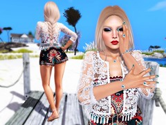 Take Me to the Sea (kirstentacular) Tags: cosmopolitan enchantment flair envogue cae everglow maitreya essenz catwa thesecretstore larahurleyskins collabor88