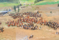 Light cavalry (quinet) Tags: panorama germany flats 2012 jouets kulmbach spielwaren castleroad burgenstrase plassenburgcastle plassenburgzinnfigurenmuseum