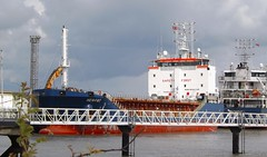 Cargo Ship  NEPHRITE (David Shreeve) Tags: cargo ship humber estuary grimsby docks nelincs boat england uk maritime