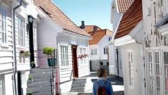 White small houses (knuthenrikhansen) Tags: haugesund karmy
