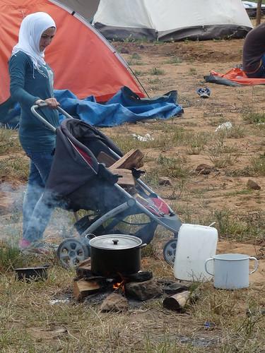 refugee camp, From FlickrPhotos