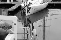 nine and eight (Artee62) Tags: cruise sea holiday france canon eos 7d larochelle southampton azura