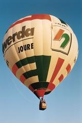PH-PBJ @ Joure 24 juli 2003 by Jan Hetebrij (Hot Air) Tags: schroeder fire balloon phpbj
