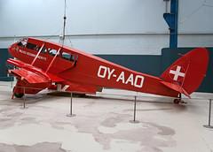 OY-AAO DH-89A Dragon Rapide (Irish251) Tags: de dragon rapide havilland oyaao