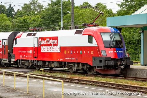 1116 232-0 : ORF RailJet